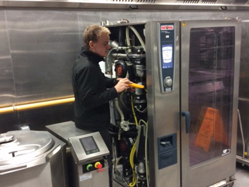 Commercial Convectional Ovens and Steam ovens Repairs & Services